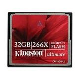 KINGSTON CF Ultimate 32GB [CF/32GB-U2] - CompactFlash / CF Card